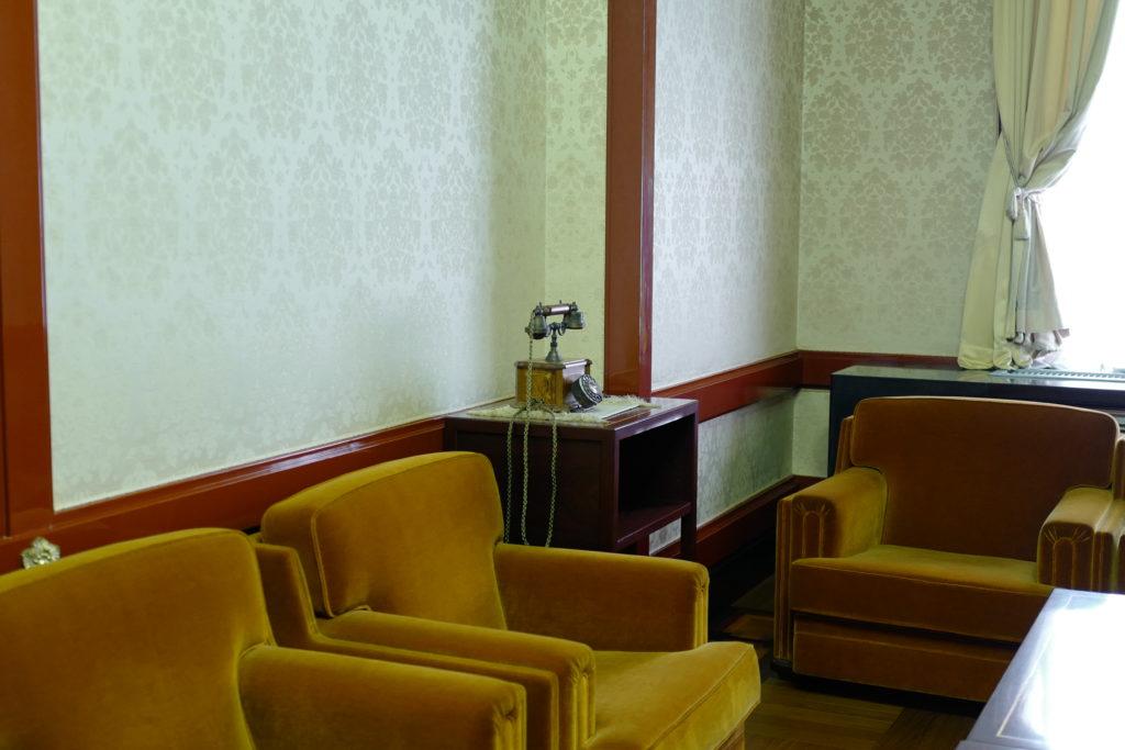 県庁貴賓室