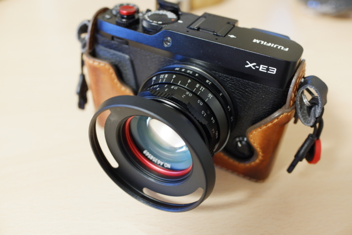 X-E3 35mmF1.2