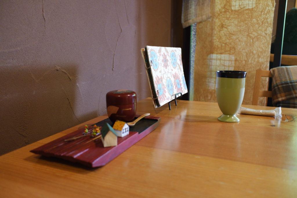 蔵漆倶テーブル
